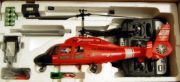 Tests: Dauphin RTF: rotaļlieta lieliem puikām