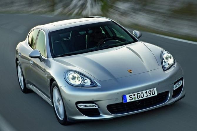 Porsche Panamera ir klāt!