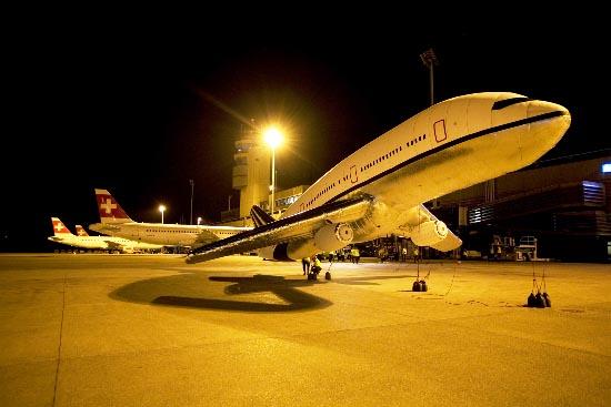 Piepūšamā lidmašīna