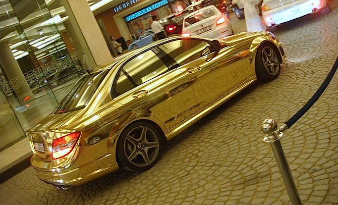 Zelta mersis