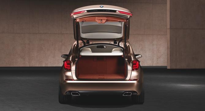 BMW Concept 5 Series Gran Turismo [Papildināts ar video]