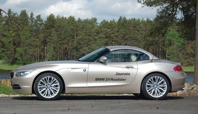 Tests: BMW Z4 sDrive 23i