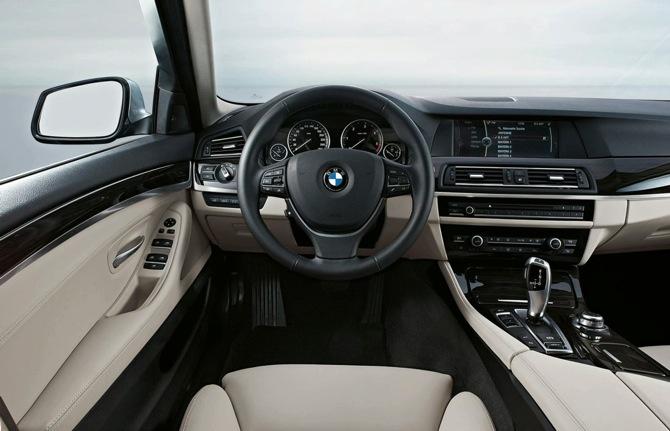 Jaunā BMW 5. sērija ir klāt